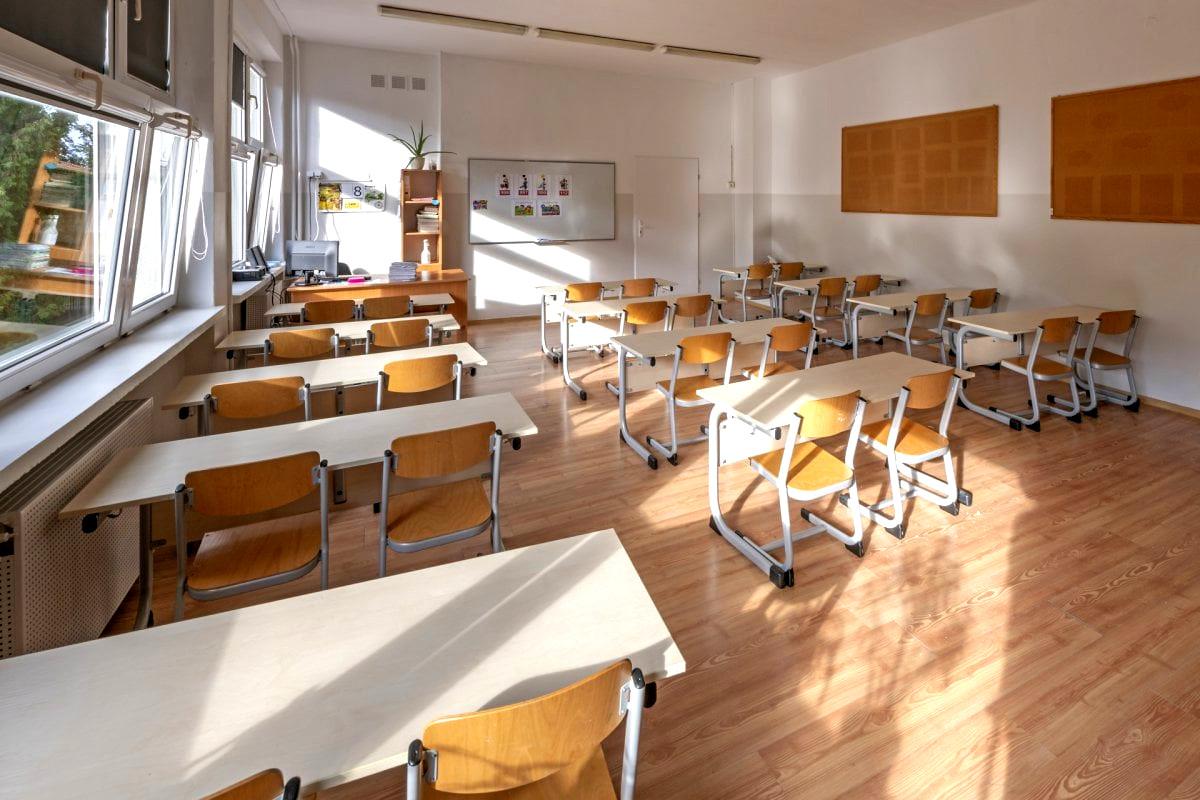 Arpro remont szkoly